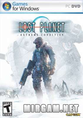Lost Planet Extreme Condition Colonies Edition (2008) / Лост Планет Экстрим Кондишн Колониес Эдишн