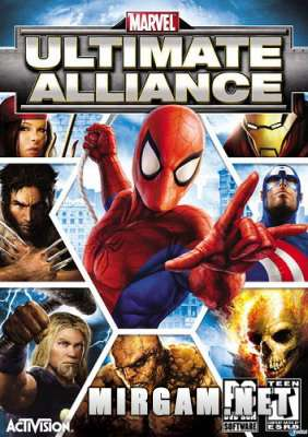 Marvel Ultimate Alliance (2016) / Марвел Ультиматум Альянс