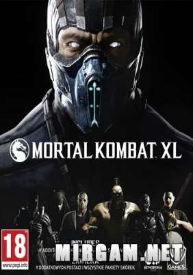 Mortal Kombat XL Premium Edition (2016) / Мортал Комбат XL Премиум Эдишн