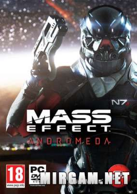 Mass Effect Andromeda Super Deluxe Edition (2017)  / Масс Эффект Андромеда Супер Делюкс Эдишн