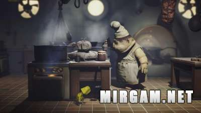 Little Nightmares (2017) / Литл Нигхтмаре