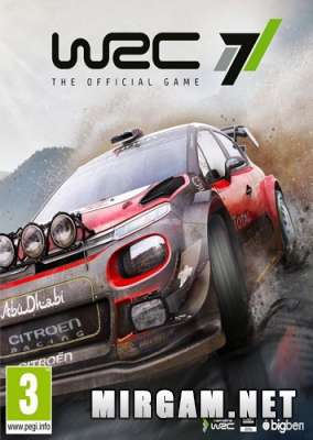 WRC 7 FIA World Rally Championship (2017) / ВРЦ 7 ФИА Ворлд Ралли Чемпионшип
