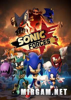 Sonic Forces (2017) / Соник Форсес