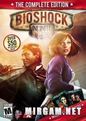 BioShock Infinite The Complete Edition (2013) / Биошок Инфинити Зе Комплит Эдишн