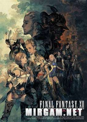 FINAL FANTASY XII THE ZODIAC AGE (2018) / ФИНАЛ ФЭНТЕЗИ 12 ЗЕ ЗОДИАК ЭЙДЖ