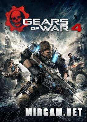 Gears of War 4 (2016) / Гирс оф Вар 4