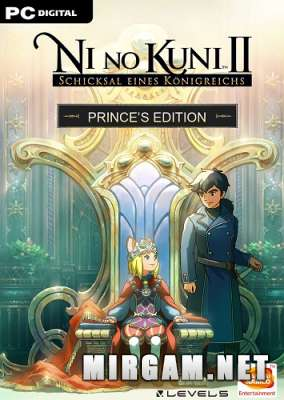 Ni no Kuni II Revenant Kingdom The Prince's Edition (2018) / Ни но Куни 2 Ревенант Кингдом Зе Принцес Эдишн