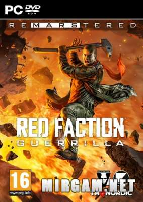 Red Faction Guerrilla Re-Mars-tered (2018) / Ред Факшен Гуарла Ре-Марс-теред