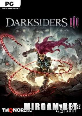 Darksiders III Deluxe Edition (2018) / Дарксайдерс 3 Делюкс Эдишн