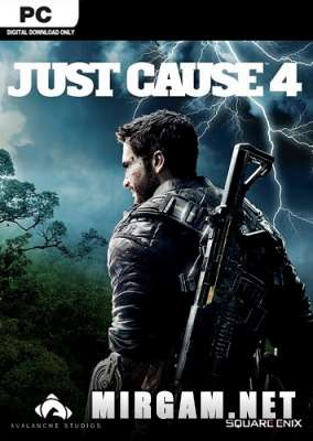 Just Cause 4 Gold Edition (2018) / Джаст Каус 4 Голд Эдишн
