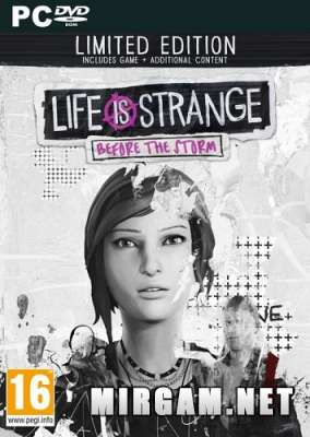 Life is Strange Before the Storm The Limited Edition (2017) / Лайф из Стрендж Бефоре зе Сторм Зе Лимитед Эдишн