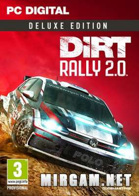 DiRT Rally 2.0 Deluxe Edition (2019) / Дирт Ралли 2.0 Делюкс Эдишн