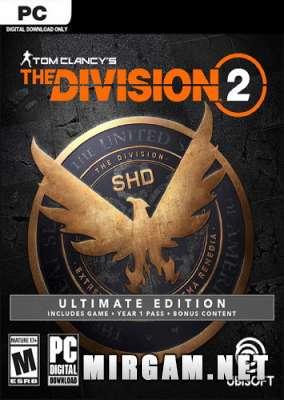 Tom Clancys The Division 2 Ultimate Edition (2019) / Том Клэнси Зе Дивижн 2 Ультимейт Эдишн