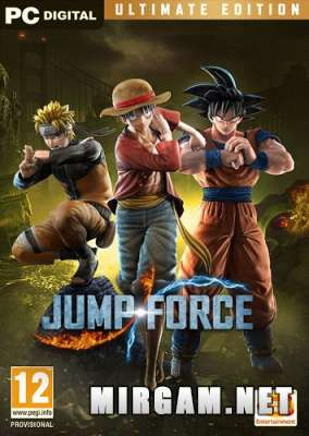 Jump Force Ultimate Edition (2019) / Джамп Форсе Ультимейт Эдишн