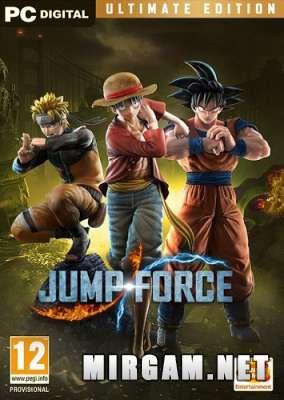 Jump Force Ultimate Edition (2019) / Джамп Форсе Ультимейт Эдишн
