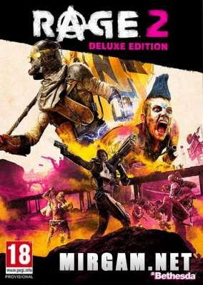 RAGE 2 Deluxe Edition (2019) / РЕЙДЖ 2 Делюкс Эдишн