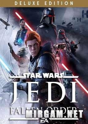 Star Wars Jedi Fallen Order Deluxe Edition (2019) / Звёздные Войны Джедаи: Павший Орден Делюкс Эдишн