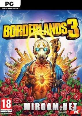 Borderlands 3 Ultimate Edition (2020) / Бордерлендс 3 Ультимейт Эдишн
