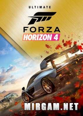 Forza Horizon 4 Ultimate Edition (2018) / Форза Хоризон 4 Ультимейт Эдишн