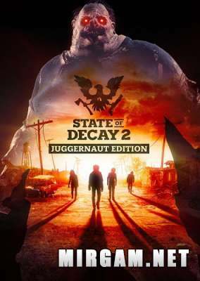 State of Decay 2 Juggernaut Edition (2020) / Стейт оф Дикей 2 Джаггернаут Эдишн