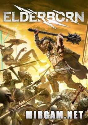 ELDERBORN Metal AF Edition (2020) / ЕЛЬДЕРБОРН Метал ЕФ Эдишн
