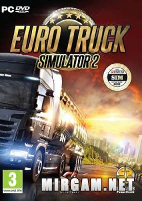 Euro Truck Simulator 2 CoronerLemurModPack (2020) / С грузом по Европе 3