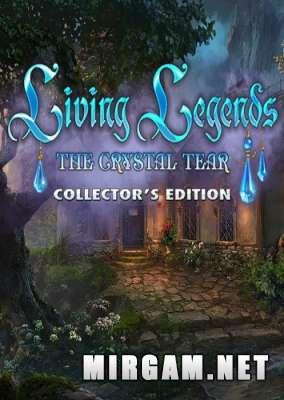 Living Legends 8 The Crystal Tear (2020) / Живые легенды 8 Хрустальная слезинка