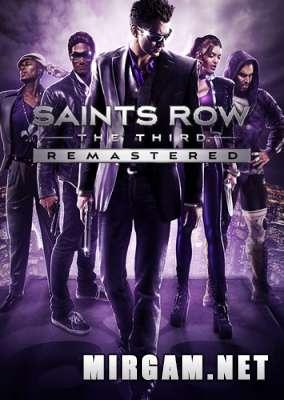 Saints Row The Third Remastered (2020) / Саинтс Ров Зе Тхирд Ремастер