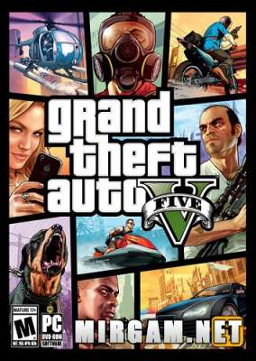 Grand Theft Auto V (2015) / Гранд Тефт Ауто 5 (Rockstar-Rip)
