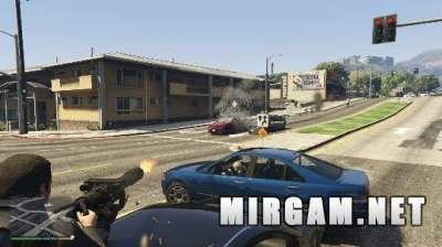 Grand Theft Auto V (2015) / Гранд Тефт Ауто 5 (EGS-Rip)