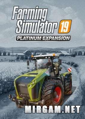 Farming Simulator 19 Platinum Expansion (2018) / Фарминг Симулятор 19 Платинум Экспансион