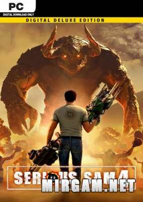 Serious Sam 4 Deluxe Edition (2020) / Крутой Сэм 4 Делюкс Эдишн