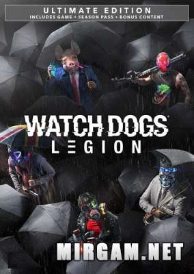 Watch Dogs Legion Ultimate Edition (2020) / Вотч Догс Легион Ультимейт Эдишн