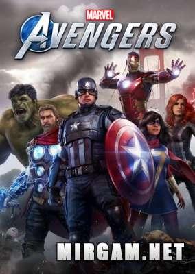 Marvels Avengers Endgame Edition (2020) / Мстители Марвел