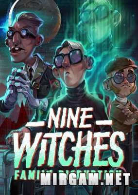 Nine Witches Family Disruption (2020) / Нине Вичес Фэмили Дисраптон