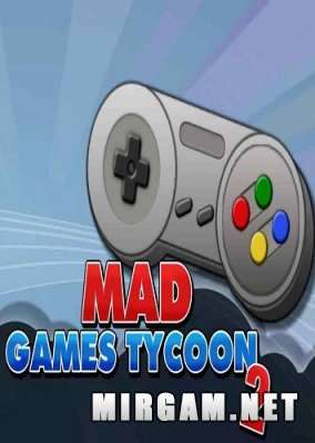 Mad Games Tycoon 2 (2021) / Мад Геймс Тукон 2