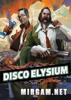 Disco Elysium The Final Cut (2021) / Диско Элизиум Зе Файнал Кат