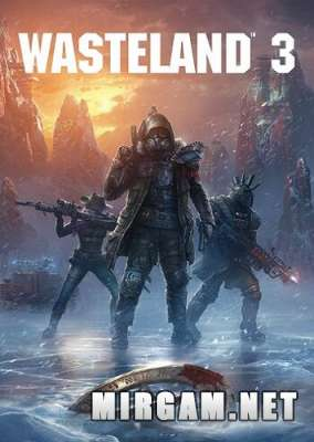 Wasteland 3 Digital Deluxe Edition (2020) / Вестленд 3 Диджитал Делюкс Эдишн