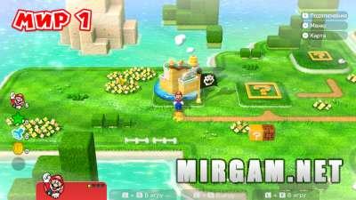 Super Mario 3D World + Bowsers Fury (2021) / Супер Марио 3Д Ворлд + Бовсерс Фури
