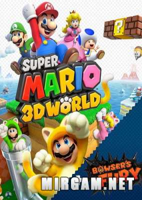 Super Mario 3D World + Bowsers Fury (2021) / Супер Марио 3Д Ворлд + Бовсерс Фури