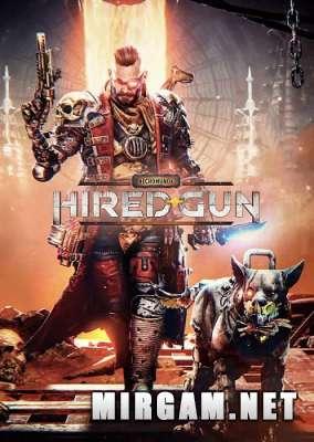 Necromunda Hired Gun (2021) / Некромунда Хайред Ган
